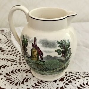 Vintage Spode small pitcher